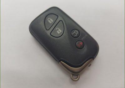 מפתח שלט לקסוס RX350